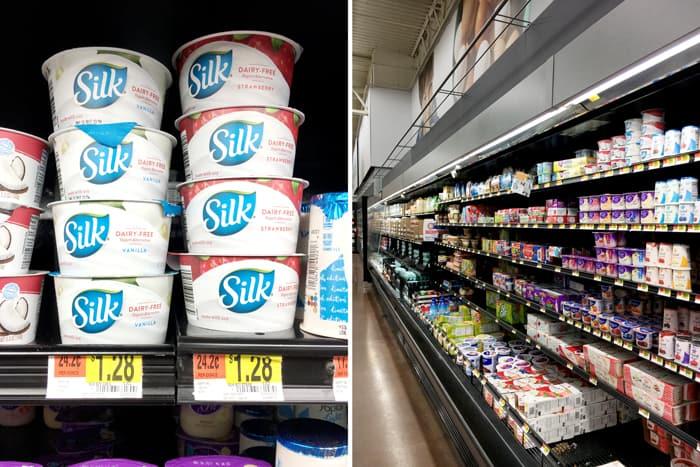 Silk Dairy-Free Yogurt Alternative