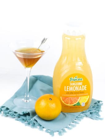 Grab a friend you haven't seen in a while and shake up a Tangerine Sidecar for him or her! This twist on a Prohibition-era classic is the perfect reason to get together.(via feastandwest.com)