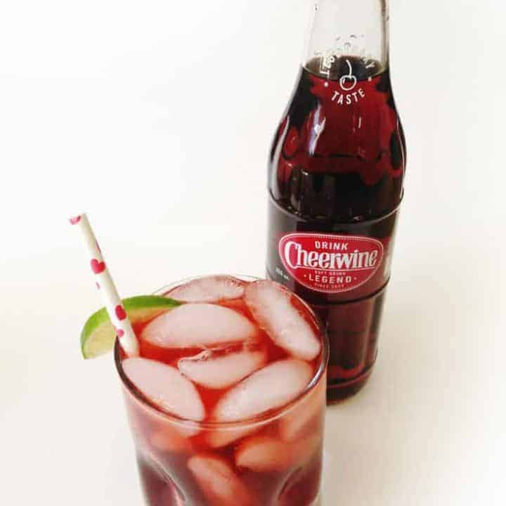 Cheerwine Cocktail