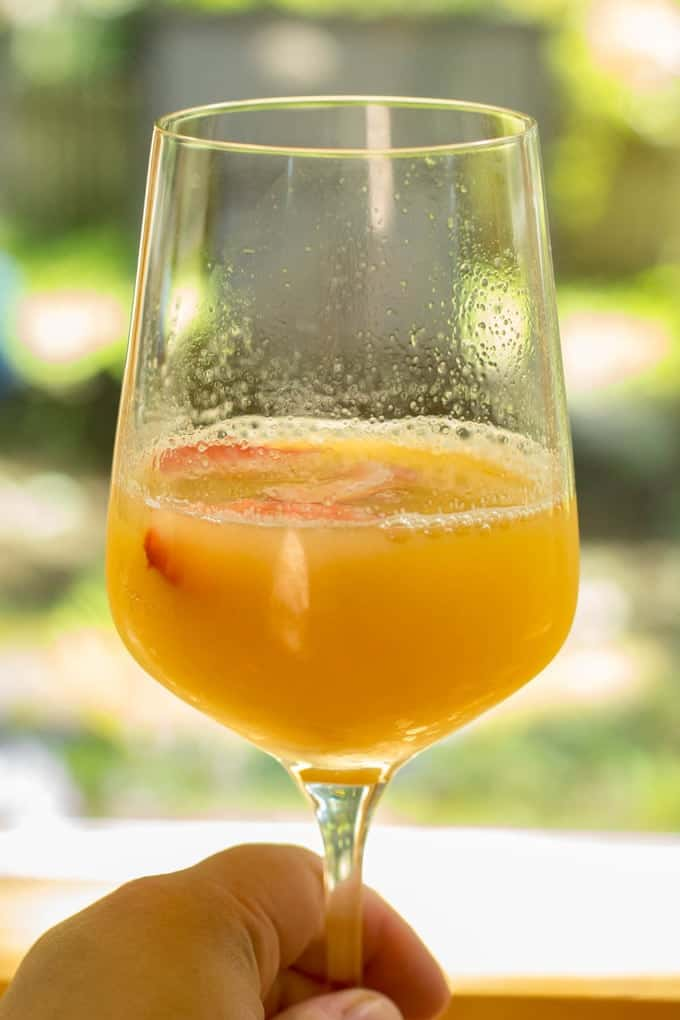 Orange Creamsicle Mimosasfrom Or Whatever You Do