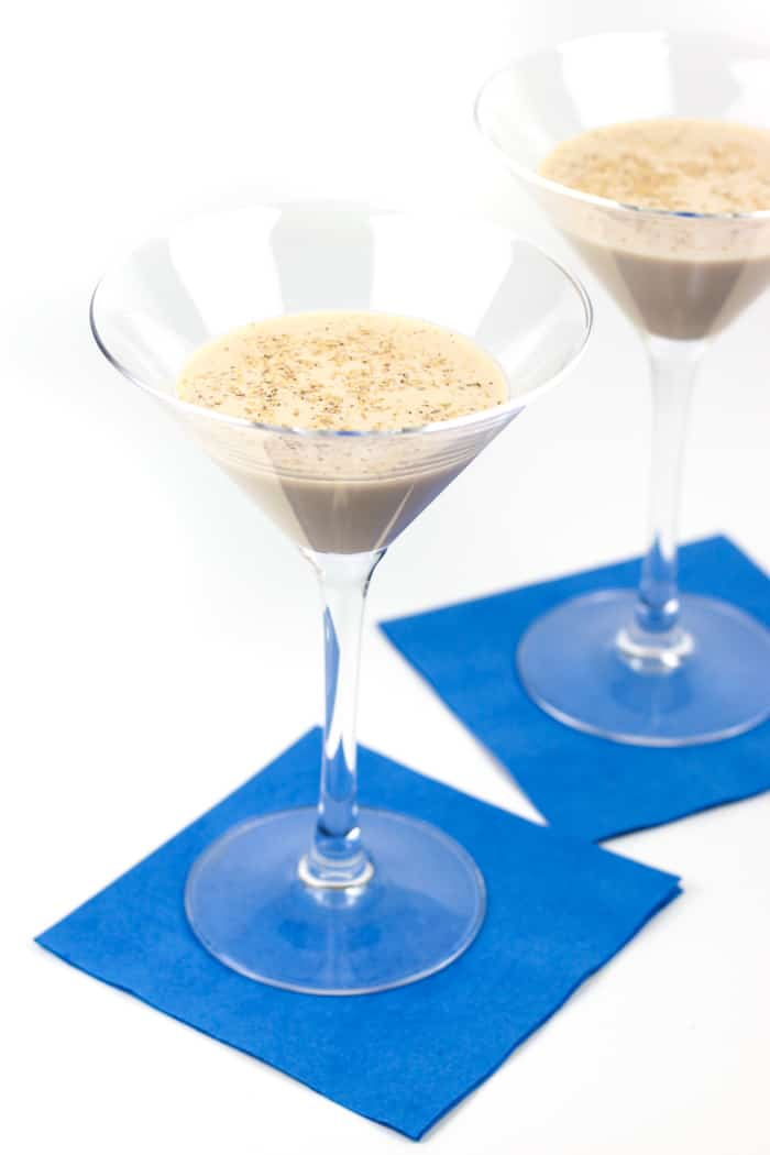 The Amarula Brandy Alexander is a creamy, caramel after-dinner drink made with South Africa's signature liqueur. This is a South African cocktail recipe you'll want to add to your to-try list!(via feastandwest.com)