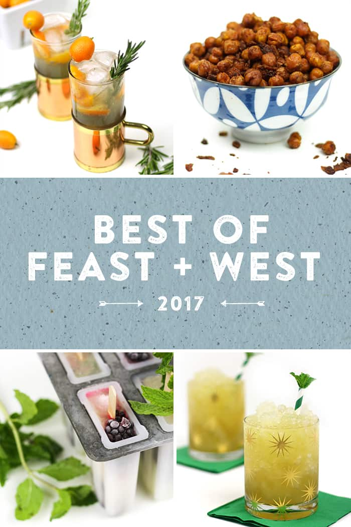 A look back at the last 52 weeks of 2017. The Best of Feast + West 2017 remembers my favorite and most popular posts from last year. (via feastandwest.com)