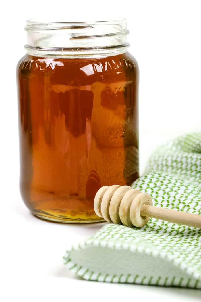 Homemade Honey Whiskey » Feast + West