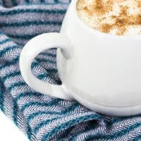 Cinnamon Bun Latte