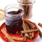 Homemade Cinnamon Whiskey