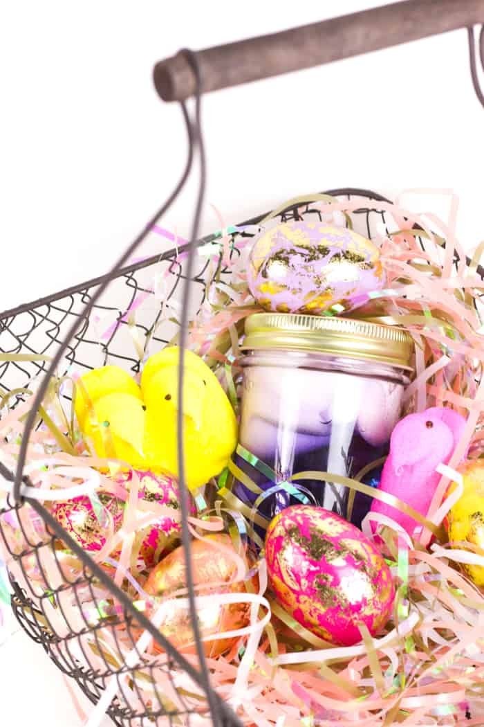 With Easter right around the corner, Peeps Vodka is the pastel, candy-colored liqueur you've been looking for. Hunt no longer for a colorful, cocktail ingredient that's as fun to make as it is to mix with! (via feastandwest.com)