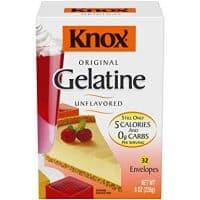 Knox Original Unflavored Gelatine Dessert Mix (32 Packets)