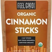 Organic Korintje Cinnamon Sticks