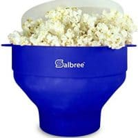 Original Salbree Microwave Popcorn Popper
