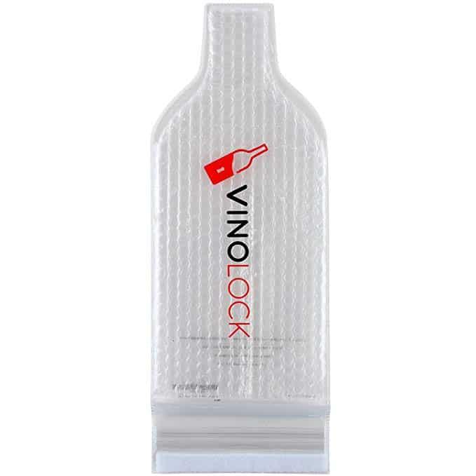 Vinolock Reusable Wine Bottle Protector