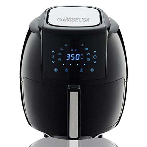 GoWISE USA 5.8 Quart Air Fryer