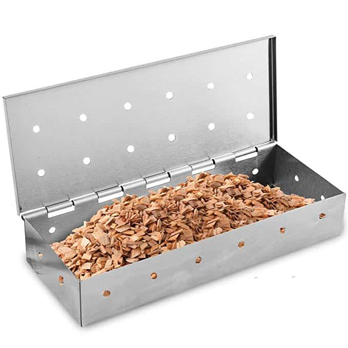 Kaluns BBQ Smoker Box for Wood Chips
