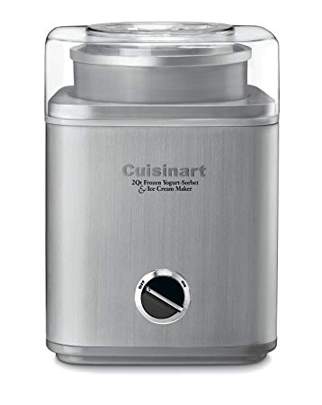 Cuisinart Pure Indulgence 2-Quart Ice Cream Maker