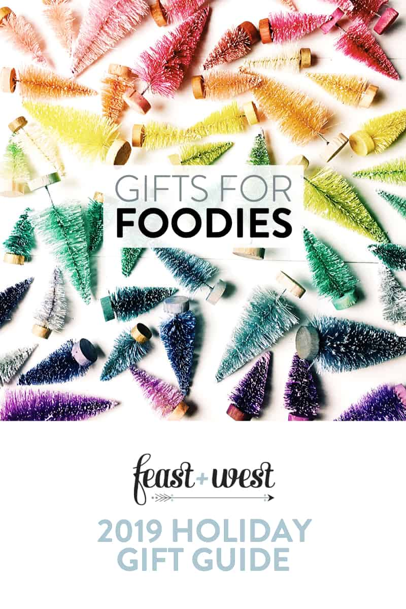 2019 Holiday Gift Guide: Gifts for the Foodie