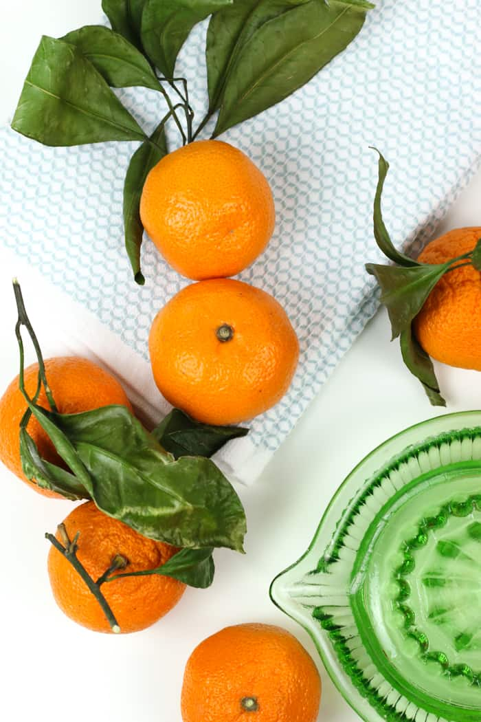 juicing mandarin oranges