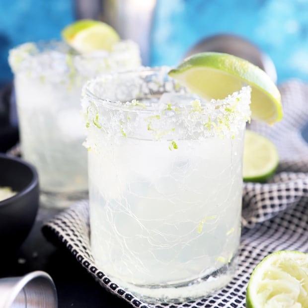 Limeade Margaritas